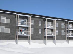 Offentlig licitation:  6 personaleboliger til Qeqertarsuaq