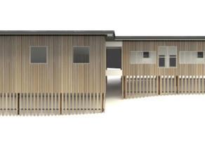 Offentlig licitation:  Opførelse af ny skole i Inaarsuit