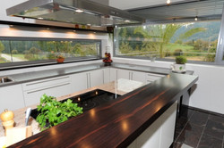 Küche im modernen Design