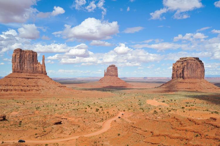 Il deserto in Arizona