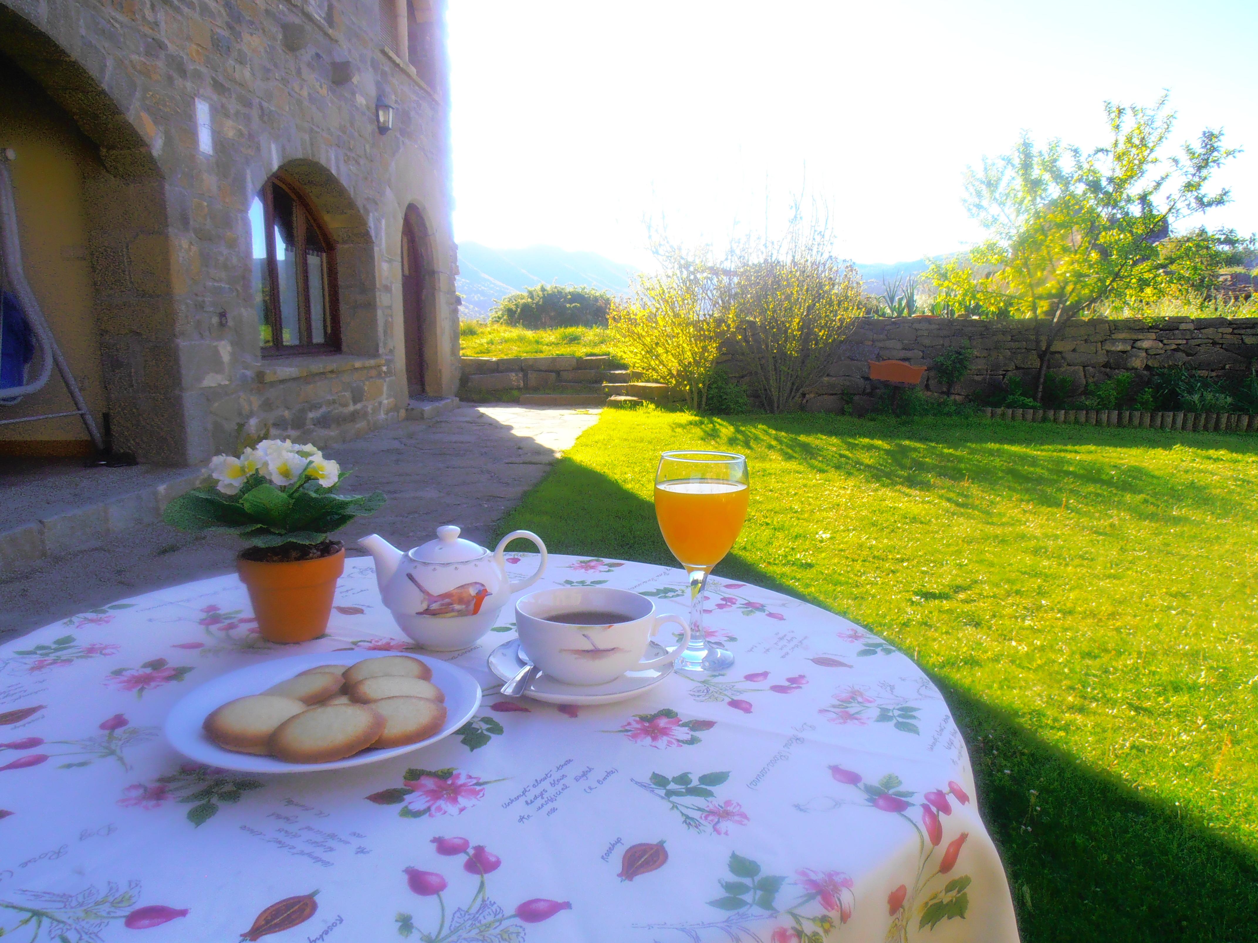 Casa rural mallata rap n en huesca pirineo aragon s - Casa rural en pirineo catalan ...