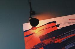 Light on Painting