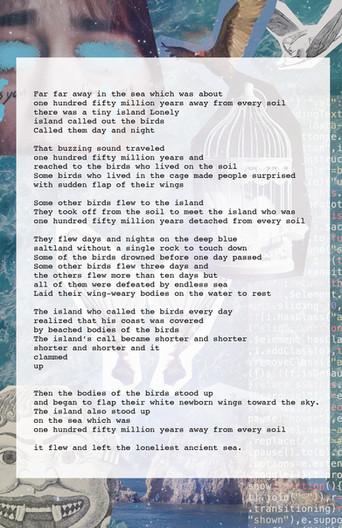 Poem - Far far away