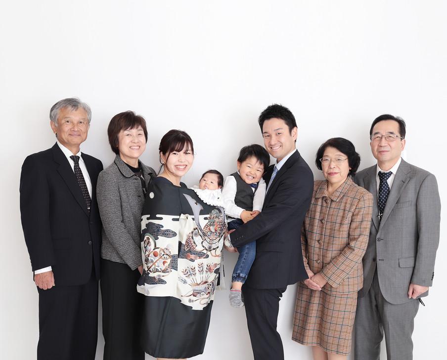 横浜と川崎の新生児撮影/お宮参り撮影