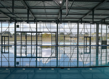 Aquamalo: inauguration du complexe aquatique en présence de la Ministre des Sports  le 10/07/20