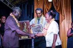 Prime Minister, Manasseh Sogavare