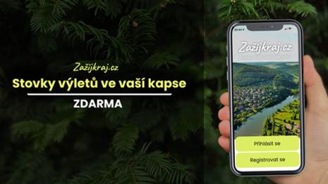 Rozhovor s autorem aplikace Zažijkraj.cz