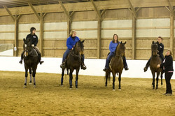 horse back riding lessons camp