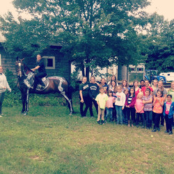 horseback riding summer camps nh