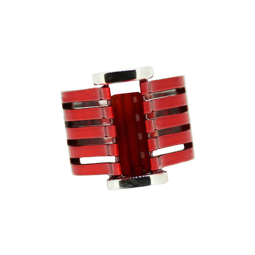 Red thread bobbin ring