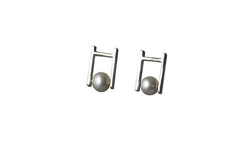 Hydrogen Earrings