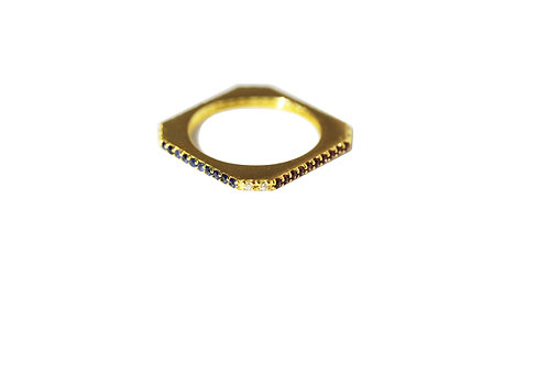 colour change square ring