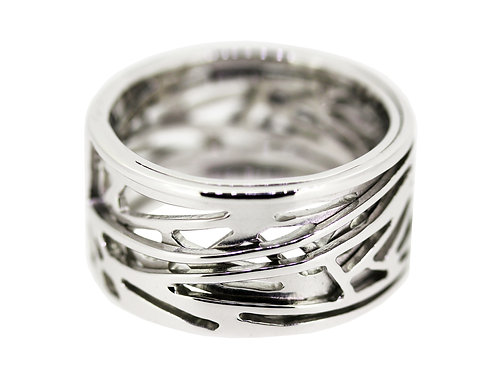 Depth Perception Men's Ring