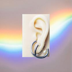 Element - Carbon Earrings