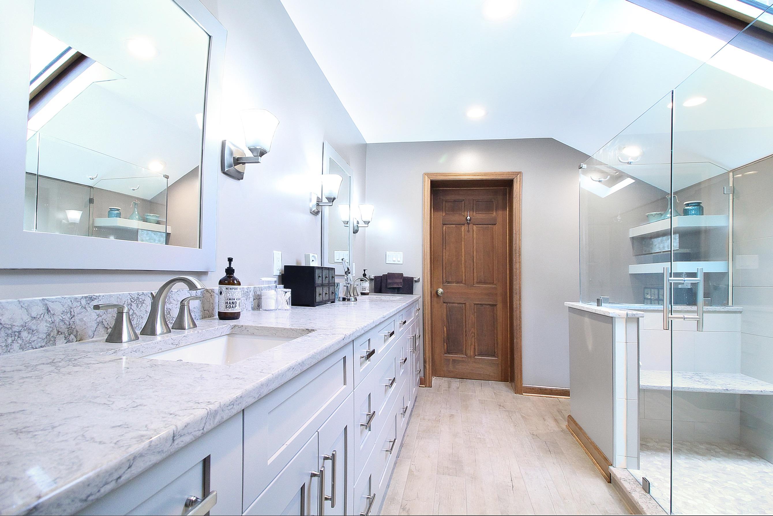 Master Bath- Zelienople, PA
