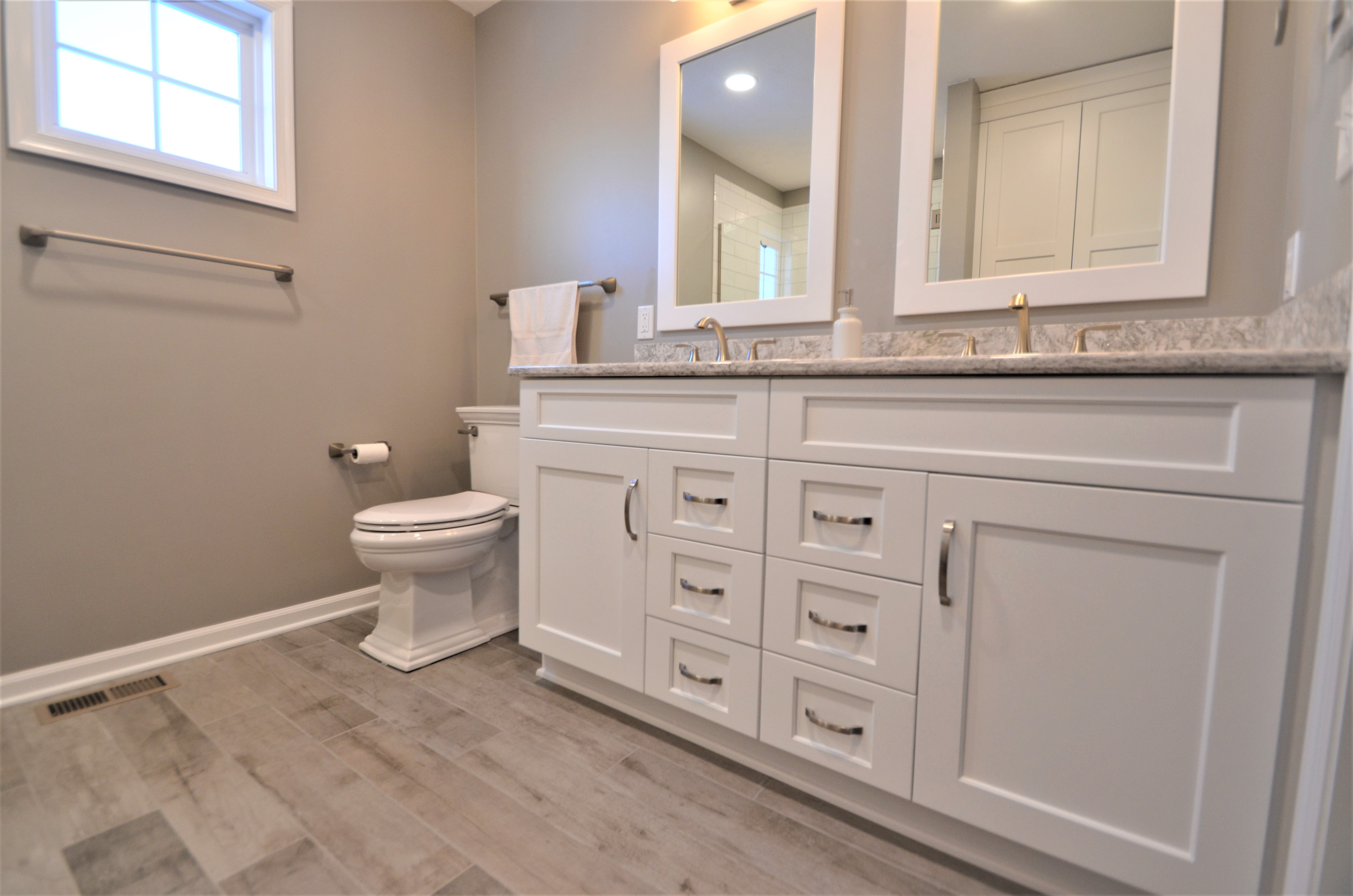 Master Bath- Cranberry Twp.