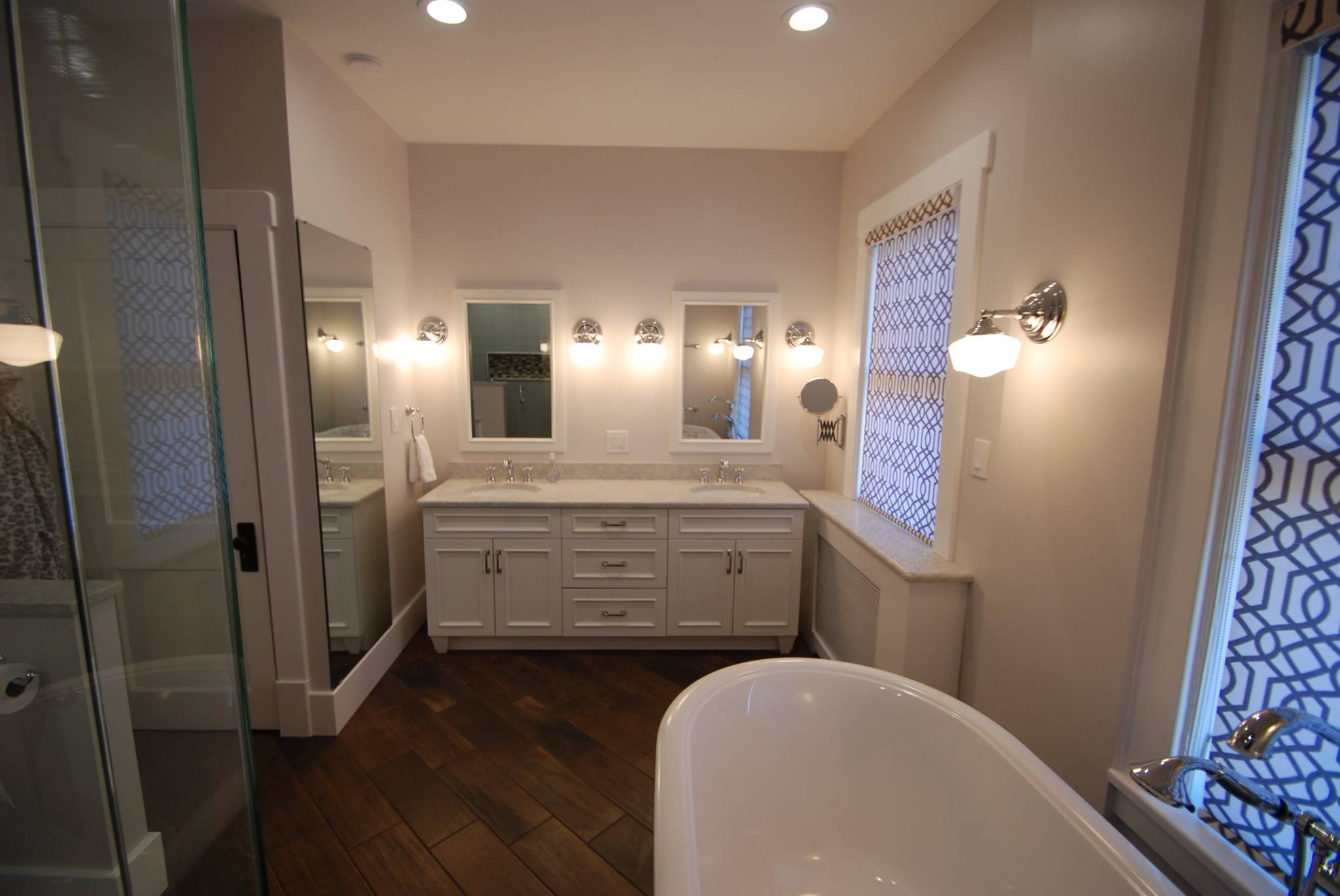 Master Bath- Squirrel Hill