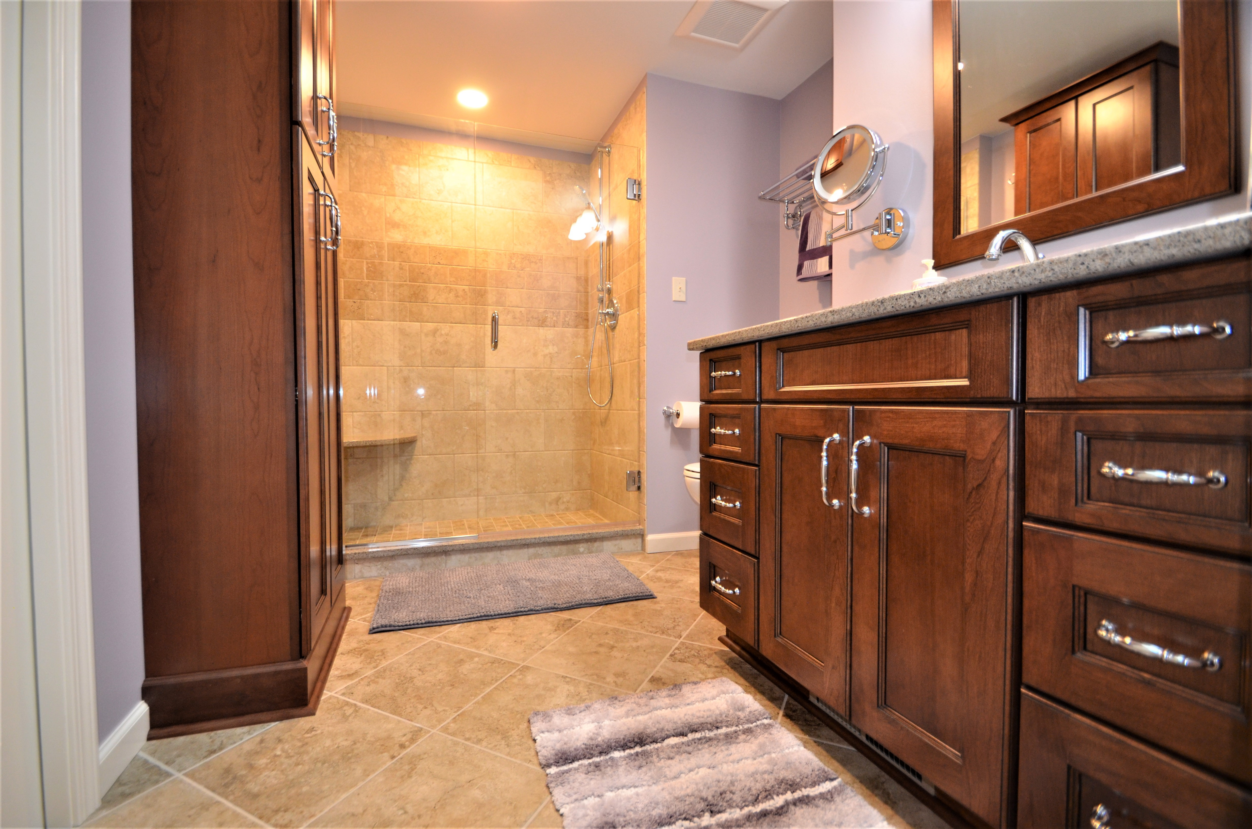 Master Bath - Cranberry Twp.