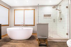 Master Bath- Cranberry Twp.