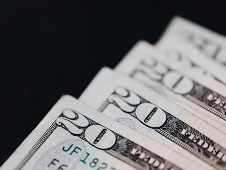 El dólar alcanza 20 unidades