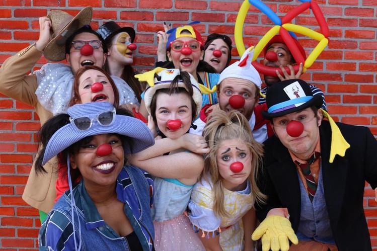 Clown Showcase