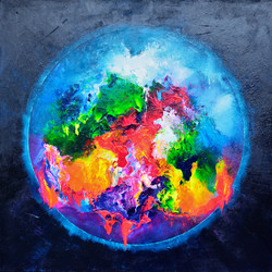 MOTHER EARTH YEAR 2100