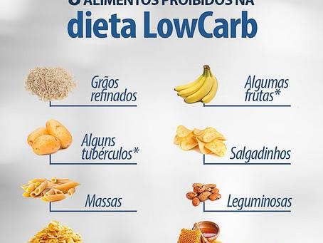 8 ALIMENTOS PROIBIDOS NA DIETA LOWCARB