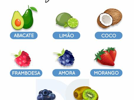 8 FRUTAS PERMITIDAS NA DIETA CETOGÊNICA