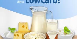 LATICÍNIOS PODE NA DIETA LOWCARB?