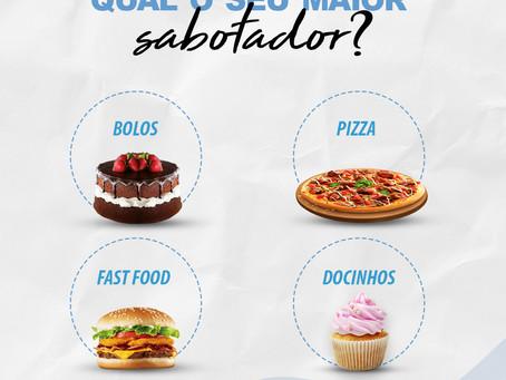 Qual o seu maior sabotador?