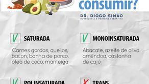 Qual tipo de gordura consumir?