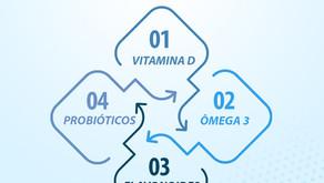 4 NUTRIENTES ESSENCIAIS PARA DOENÇAS AUTOIMUNES