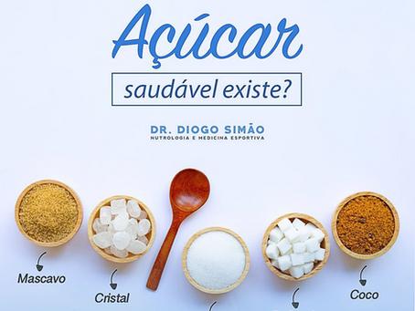 Açúcar saudável existe?