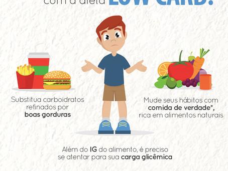 COMO EMAGRECER COM A DIETA LOW CARB?