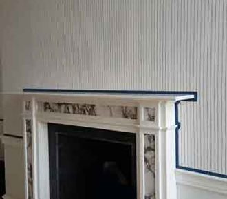 Walling done by Steve Franklin