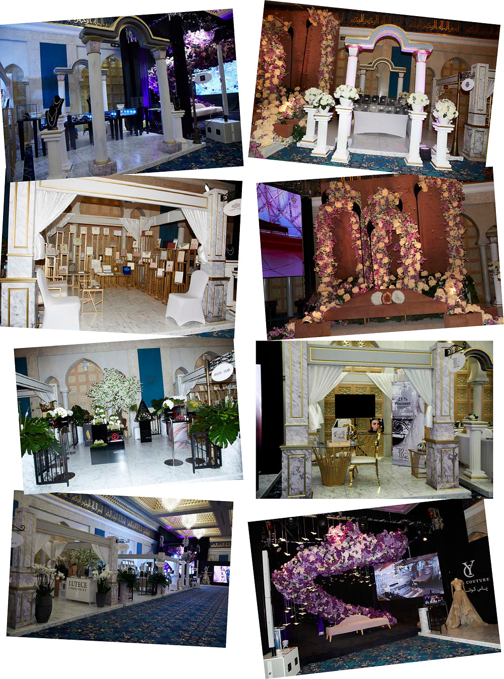 regency luxury event for zafaf