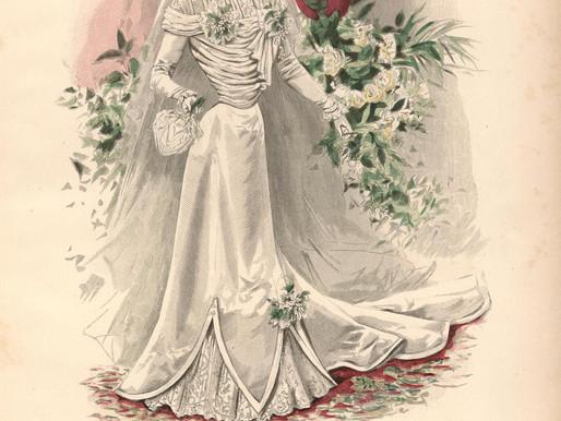 استمتعي بالتعرف على تطور ثوب الزفاف من 1900- 2020