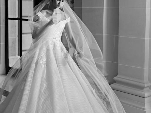 Elie Saab Fall 2019 Bridal