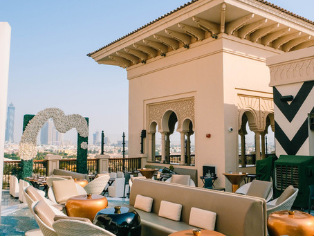 "FOUR SEASONS DUBAI ""MERCURY LOUNGE REAWAKENS """