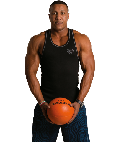Bo Heamyan 4 important exercises using the medicine ball to sculpt the body