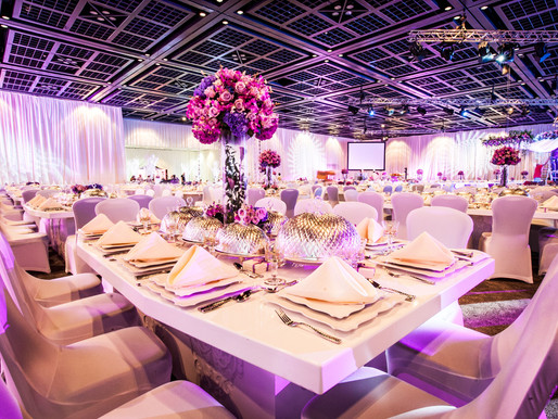 Learn how to  plan and design a  Luxury Wedding
