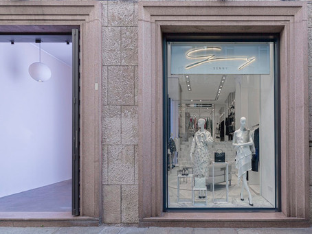 "Genny opens its new boutique in The center of ""Milan"""