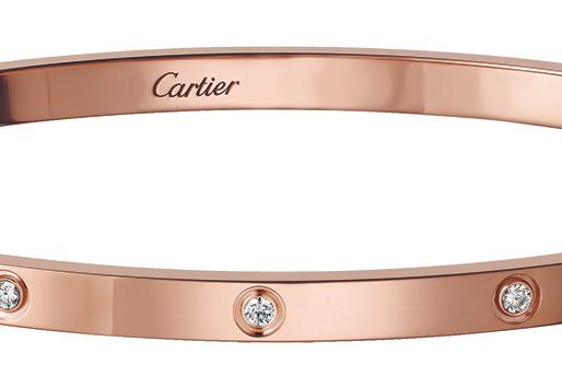 """Cartier """"إلى أي مدى قد نذهب خلف الحب؟"""""""