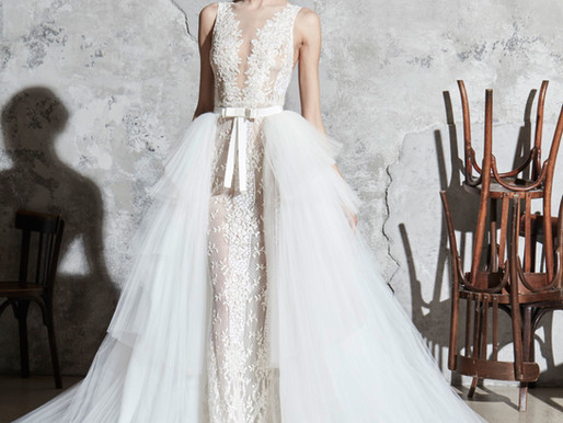 Zuhair Murad's new bridal collec-tion