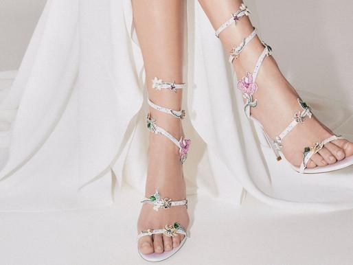 حذاء العروس مهم للغاية 