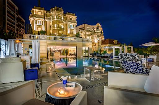 The Hotel Metropole Monte Carlo MONACO