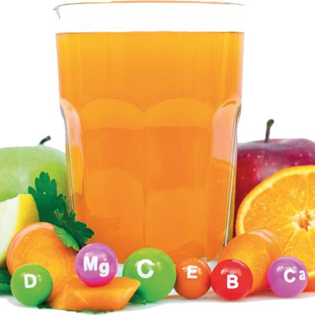 مشروع الفيتامينات المتعددة لماذا يجب عليك تناولها؟