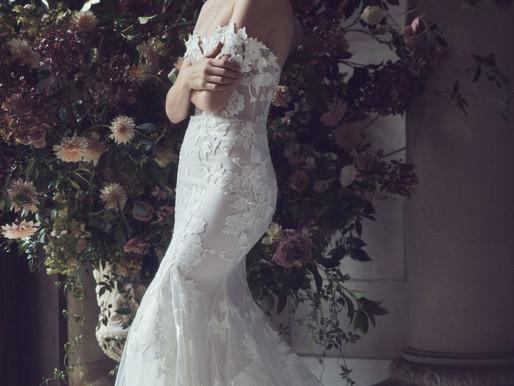 Monique Lhuillier Bridal Fall Winter 2019-20