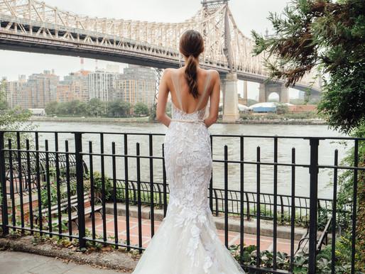 Mira Zwillinger Bridal Fall Winter 2019-20