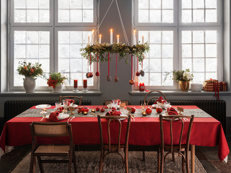 H&M HOME CELEBRATES THE FESTIVE SEASON WITH NATURAL MATERIALS,WARMTH AND MODERN RUSTIC AESTHETICS